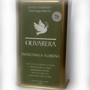 250ml Olivarera biologische olijfolie