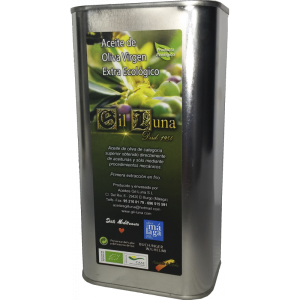Extra Virgin Gil Luna olijfolie 1000 ml Blik