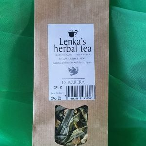 Olivarera kruidenthee lenka's herbal tea