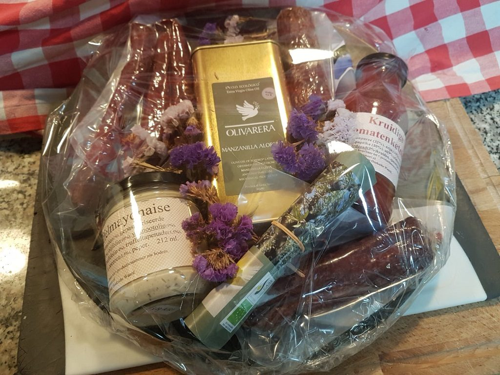 Westhoek cadeaupakket