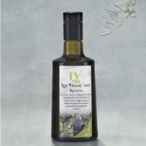 Arbequina biologische olijfolie